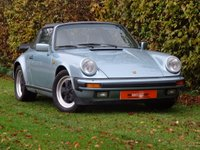USED 1988 F PORSCHE 911 3.2 CARRERA TARGA SPORT 2dr  IDEAL INVESTMENT DRIVES SUPERB