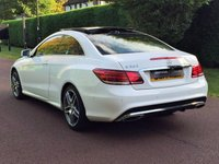 USED 2014 14 MERCEDES-BENZ E CLASS 2.0 E200 AMG SPORT 2d AUTO PETROL 184 BHP BEST COLOUR COMO LOW MILES + PANORAMIC ELECTRIC SUNROOF JUST SERVICED BEST FINANCE RATES AVAILABLE READY TO DRIVE AWAY 1ST 2 SEE WILL BUY