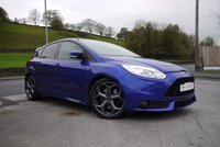 USED 2012 62 FORD FOCUS 2.0 ST-3 5d 247 BHP FORD SERVICE HISTORY - 5 STAMPS
