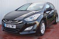 2013 HYUNDAI I30 1.6 ACTIVE BLUE DRIVE CRDI 5d 109 BHP £6995.00