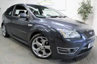 USED 2006 06 FORD FOCUS 2.5 ST-3 3d 225 BHP