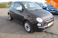 USED 2014 64 FIAT 500 1.2 LOUNGE 3d 69 BHP FINISHED IN CHILL OUT PURPLE