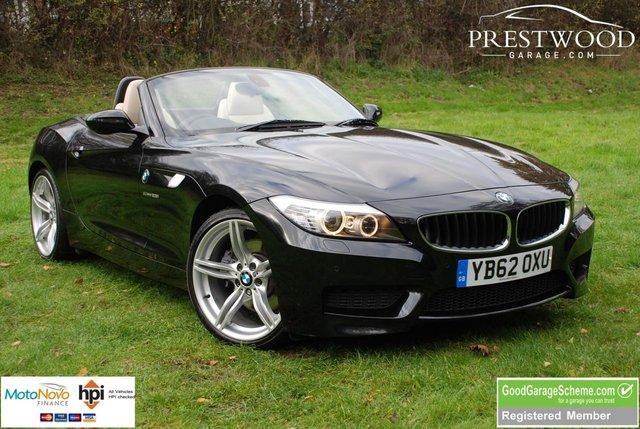 2012 62 BMW Z4 Z4 2.0 SDRIVE 28i M SPORT ROADSTER AUTO [245 BHP]