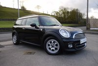 USED 2013 13 MINI CLUBMAN 1.6 COOPER D 5d 112 BHP MINI HISTORY-PHONE-ONE OWNER