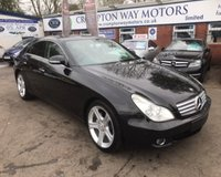 USED 2007 07 MERCEDES-BENZ CLS CLASS 3.0 CLS320 CDI 4d AUTO 222 BHP 0% AVAILABLE ON THIS CAR PLEASE CALL 01204 317705