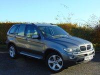 2005 BMW X5 3.0 D SPORT 5d AUTO 215 BHP £7000.00