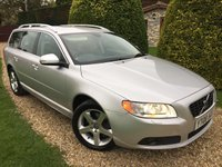 USED 2008 08 VOLVO V70 2.4 D SE LUX 5d AUTO 163 BHP