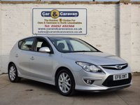 USED 2012 61 HYUNDAI I30 1.4 COMFORT 5d 108 BHP Comprehensive History 46+MPG 0% Deposit Finance Available