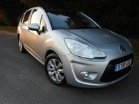 USED 2010 10 CITROEN C3 1.4 VTR PLUS 5d 72 BHP *Air con and Cruise Control*