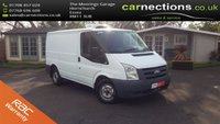 USED 2012 61 FORD TRANSIT 2.2 260 LR 1d 115 BHP REFRIGERATED