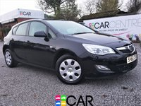 2010 VAUXHALL ASTRA 1.4 EXCLUSIV 5d 98 BHP £4195.00