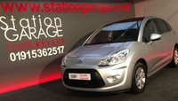 USED 2011 11 CITROEN C3 1.4 VTR PLUS 5d 72 BHP PAN WINDSCREEN