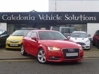 USED 2012 62 AUDI A3 2.0 TDI SPORT 3d 148 BHP ONE FORMER KEEPER with FULL SERVICE HISTORY, 12 MONTHS MOT