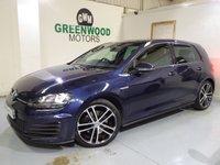 2014 VOLKSWAGEN GOLF 2.0 TDI BlueMotion Tech GTD Hatchback DSG 5dr £14494.00