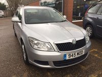 USED 2011 61 SKODA OCTAVIA 1.6 SE TDI CR 5 DOOR 104 BHP ESTATE IN SILVER WITH SAT NAV..  APPROVED CARS ARE PLEASED TO OFFER THIS SKODA OCTAVIA 1.6 SE TDI CR 5 DOOR 104 BHP ESTATE IN SILVER WITH SAT NAV AND A FULL SERVICE HISTORY SERVICED AT 19k,37k,57k,74k AND 92k A GREAT ESTATE DIESEL WITH GREAT HISTORY.