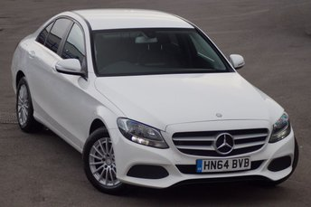2014 MERCEDES-BENZ C CLASS 2.1 C220 BLUETEC SE EXECUTIVE 4d 7G Tronic Auto £15995.00