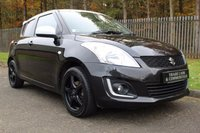 USED 2014 14 SUZUKI SWIFT 1.2 SZ-L 5d 94 BHP A STUNNING ONE OWNER CAR WITH LOW MILEAGE AND A FULL SUZUKI SERVICE HISTORY!!!