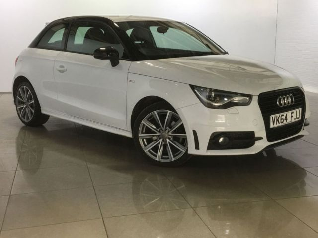 View our 2014 64 AUDI A1 1.6 TDI S LINE STYLE EDITION 3d 103 BHP