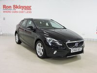 USED 2014 64 VOLVO V40 1.6 D2 CROSS COUNTRY LUX 5d 113 BHP
