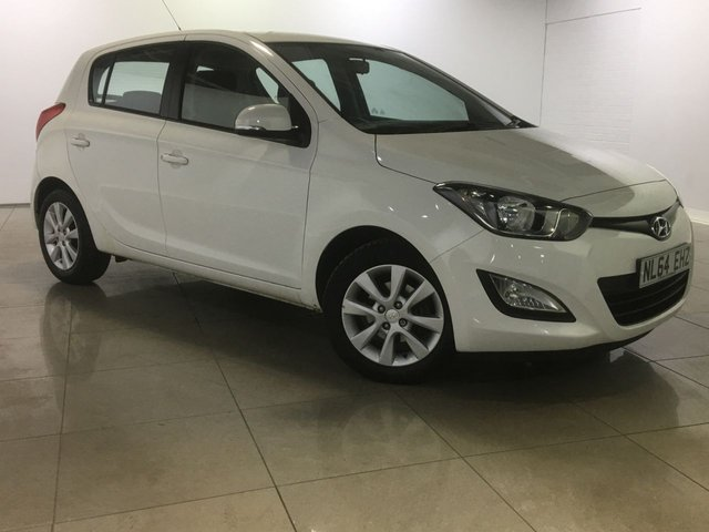 View our 2014 64 HYUNDAI I20 1.2 ACTIVE 5d 84 BHP