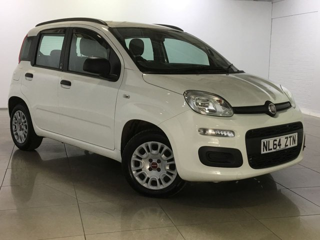 View our 2014 64 FIAT PANDA 0.9 TWINAIR EASY 5d 85 BHP
