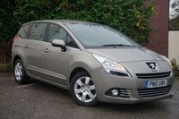 USED 2010 10 PEUGEOT 5008 2.0 HDI SPORT 5d 7 SEATER **DIESEL PEOPLE CARRIER**