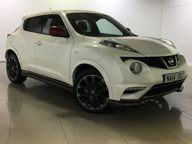 View our 2014 14 NISSAN JUKE 1.6 NISMO DIG-T 5d 200 BHP