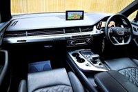 USED 2016 66 AUDI SQ7 4.0 BiTDI V8 Tiptronic Quattro 5dr £23,765.00 OF EXTRAS - VAT Q