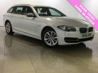 2014 BMW 5 SERIES}