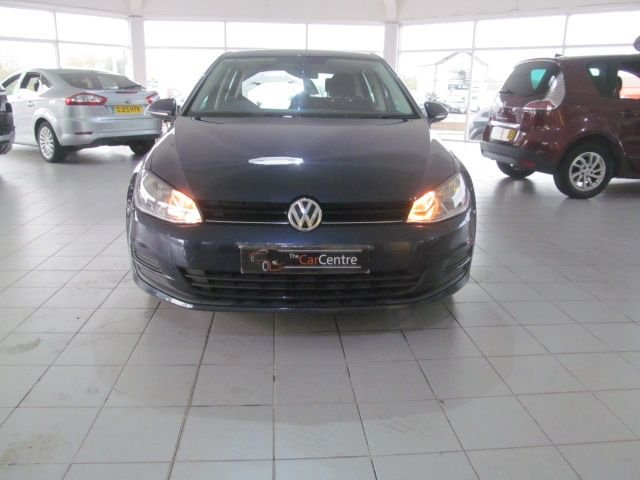 2013 VOLKSWAGEN GOLF 1.6 S TDI BLUEMOTION TECHNOLOGY 5d 103 BHP
