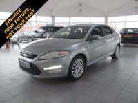 USED 2013 13 FORD MONDEO 2.0 ZETEC BUSINESS EDITION TDCI 5d AUTO 138 BHP