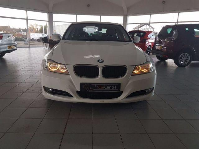 2011 11 BMW 3 SERIES 2.0 316D ES 4d 114 BHP