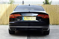 USED 2017 67 AUDI A8 3.0 TDI SE Executive Tiptronic Quattro 4dr SOFT CLOSE DOORS -HUD-SUNROOF