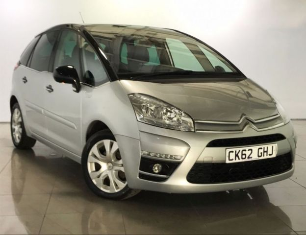 View our 2012 62 CITROEN C4 PICASSO 2.0 PLATINUM HDI 5d 148 BHP