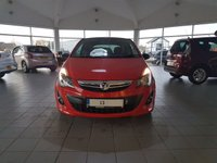2013 VAUXHALL CORSA 1.2 LIMITED EDITION 3d 83 BHP £5995.00