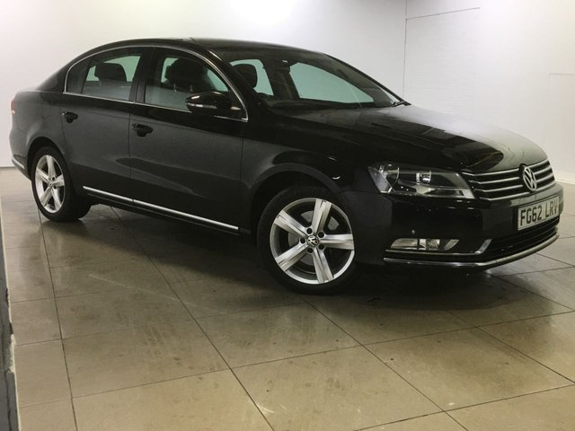 View our 2012 62 VOLKSWAGEN PASSAT 2.0 SE TDI BLUEMOTION TECHNOLOGY DSG 4d AUTO 139 BHP