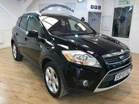 2010 FORD KUGA 2.0 TITANIUM TDCI 4X4 AWD 5d 163 BHP £8995.00