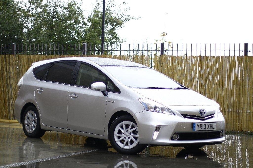 2013 Toyota Prius Plus T4 16995