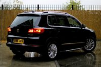 USED 2015 15 VOLKSWAGEN TIGUAN 2.0 TDI BlueMotion Tech Match Station Wagon DSG 4Motion 5dr (start/stop) DEPOSIT TAKEN!!!