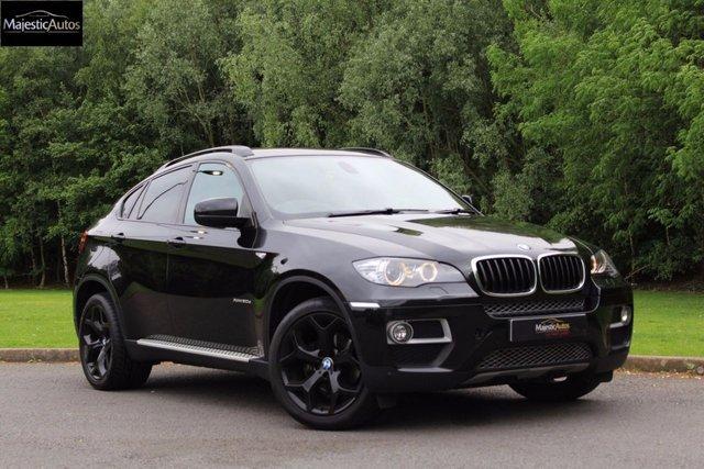 2013 13 BMW X6 3.0 XDRIVE30D 4d AUTO 241 BHP