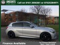 2012 BMW 1 SERIES 2.0 116D M SPORT 5d 114 BHP £9995.00