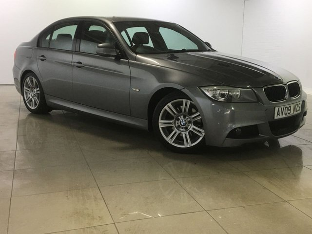 View our 2009 09 BMW 3 SERIES 2.0 320D M SPORT 4d 175 BHP