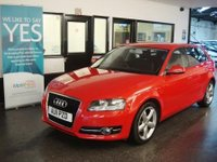 USED 2011 11 AUDI A3 2.0 SPORTBACK TDI SPORT 5d 138 BHP Two private owners, Full service history. Cambelt replaced in 2017. Supplied with 12 months Mot