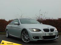 USED 2009 09 BMW 3 SERIES 3.0 325I M SPORT 2dr ***2009 PLATE***128 POINT AA INSPECTED***