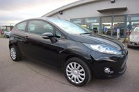 USED 2012 12 FORD FIESTA 1.2 EDGE 3d 59 BHP LOW DEPOSIT OR NO DEPOSIT FINANCE AVAILABLE.