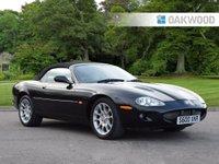 1998 JAGUAR XKR 4.0 XKR 2d AUTO 370 BHP £9995.00