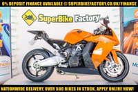 USED 2012 12 KTM RC8 1190 GOOD & BAD CREDIT ACCEPTED, OVER 500+ BIKES IN STOCK