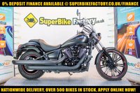 USED 2013 13 KAWASAKI VN900 CBF CUSTOM  GOOD & BAD CREDIT ACCEPTED, OVER 500+ BIKES IN STOCK