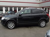 USED 2011 11 VAUXHALL ANTARA 2.2 EXCLUSIV CDTI 5d 161 BHP Retail price £7995,with £500 minimum part exchange allowance,balance price £7495.