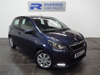 USED 2014 64 PEUGEOT 108 1.0 ACTIVE 5d 68 BHP